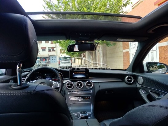 MERCEDES Classe c 220d pack amg occasion 665650