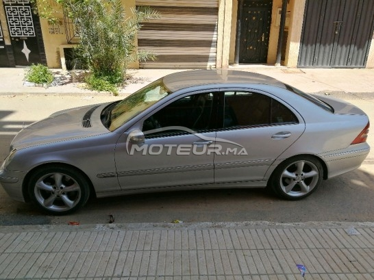 سيارة في المغرب مرسيدس بنز كلاسي سي 220 cdi bva - 225648