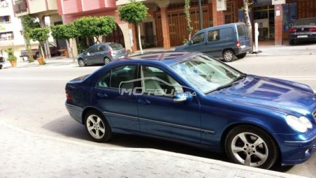 سيارة في المغرب مرسيدس بنز كلاسي سي - 215877