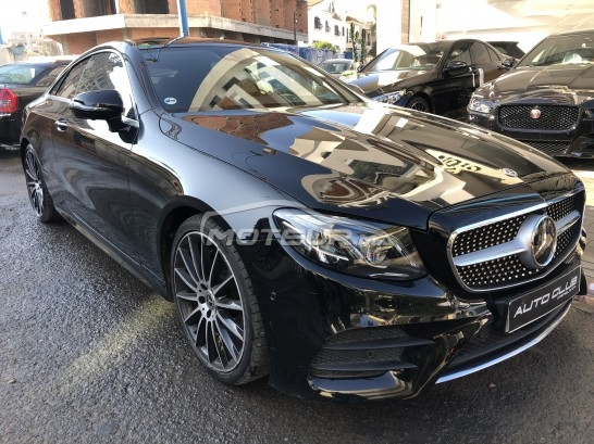 MERCEDES Classe e coupe E220d pack amg occasion 657393