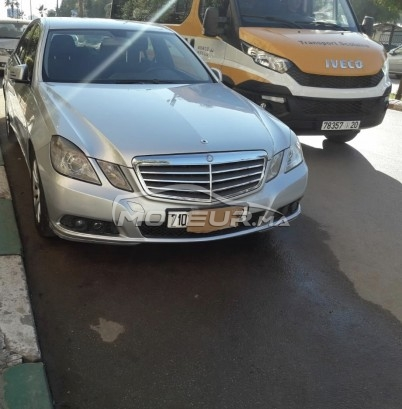 سيارة في المغرب MERCEDES Classe e 220 cdi efficiency - 267350
