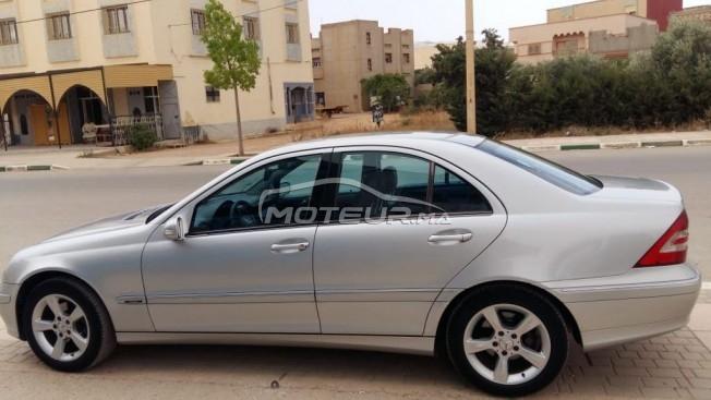 سيارة في المغرب مرسيدس بنز كلاسي سي 220 - 232180