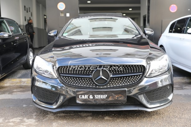 MERCEDES Classe c coupe 220 occasion