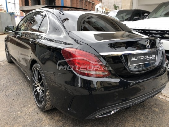 MERCEDES Classe c 220d pack amg occasion 677635