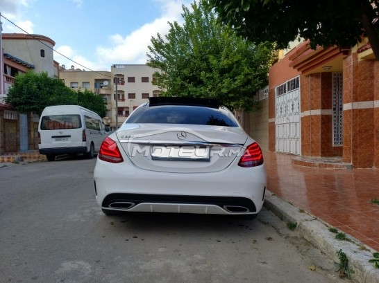 MERCEDES Classe c 220d pack amg occasion 665648