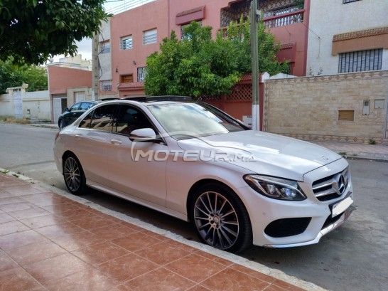 MERCEDES Classe c 220d pack amg occasion 665645