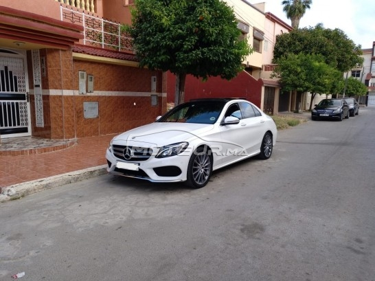 MERCEDES Classe c 220d pack amg occasion 665655