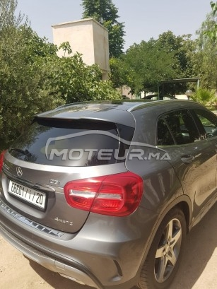 سيارة في المغرب MERCEDES Gla 220d pack amg 4matic - 225206