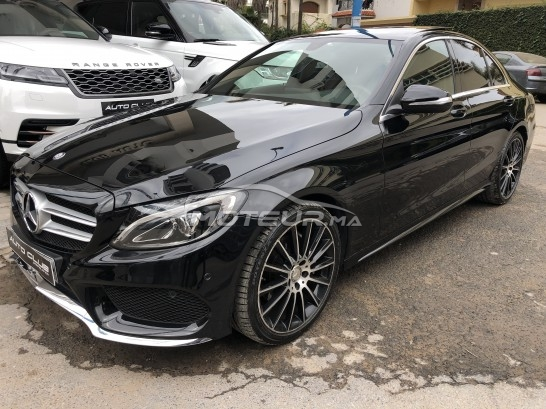 MERCEDES Classe c 220d pack amg occasion 677630