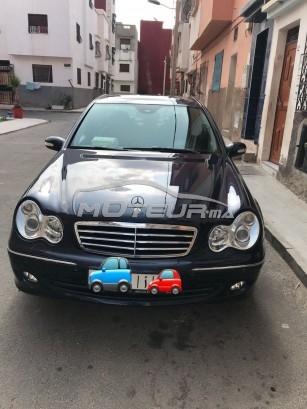 سيارة في المغرب مرسيدس بنز كلاسي سي 220 cdi avantgarde - 223363