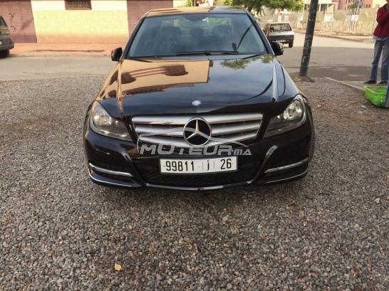 سيارة في المغرب مرسيدس بنز كلاسي سي 220 cdi - 219540