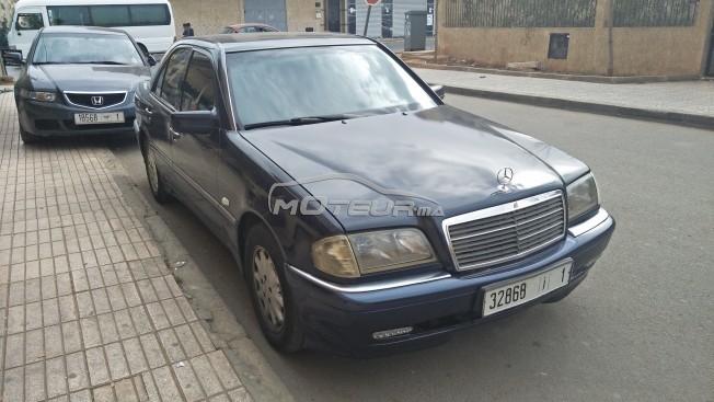 سيارة في المغرب مرسيدس بنز كلاسي سي 220d w202 élégance 125 ch - 187263