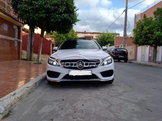 MERCEDES Classe c 220d pack amg occasion 665644
