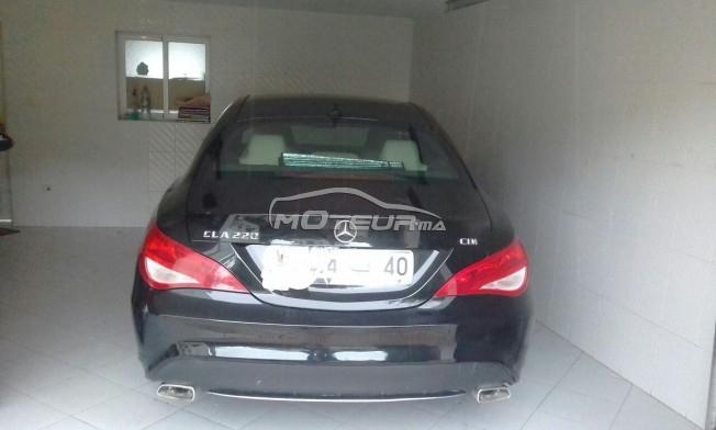 سيارة في المغرب مرسيدس بنز كلا 220d - 208825