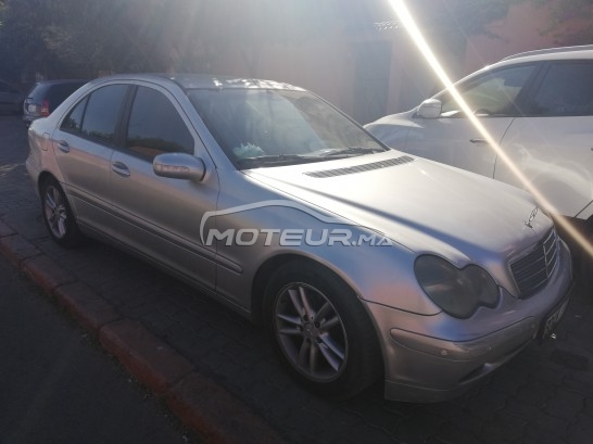 سيارة في المغرب MERCEDES Classe c 220 cdi - 254929
