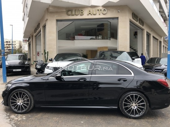 MERCEDES Classe c 220d pack amg occasion 677636
