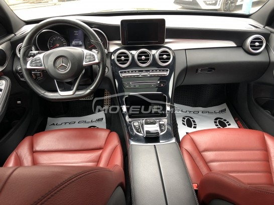MERCEDES Classe c 220d pack amg occasion 677633