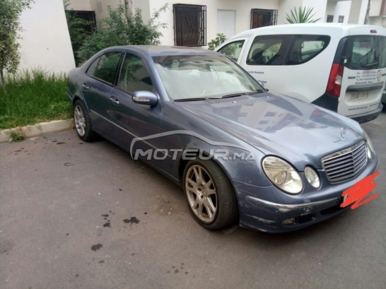سيارة في المغرب MERCEDES Classe c 220 cdi - 249542