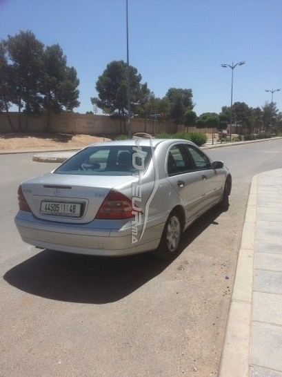 سيارة في المغرب مرسيدس بنز كلاسي سي 220 - 170456