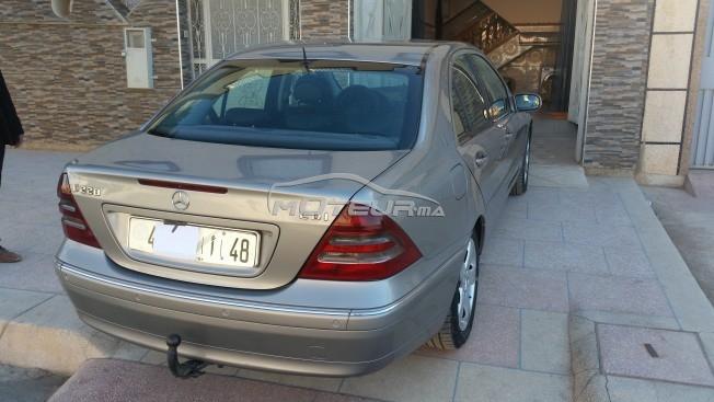 سيارة في المغرب مرسيدس بنز كلاسي سي 220 cdi - 186278