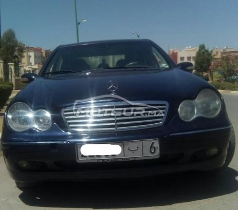 سيارة في المغرب مرسيدس بنز كلاسي سي 220 cdi - 231273