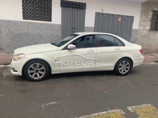 سيارة في المغرب MERCEDES Classe c 220 cdi 2.0l - 255974