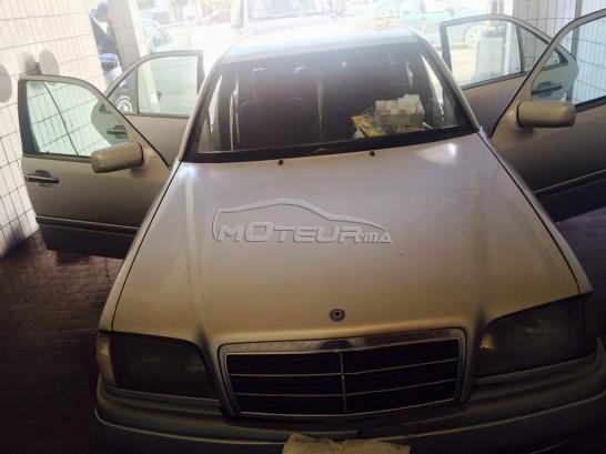 سيارة في المغرب مرسيدس بنز كلاسي سي - 216734