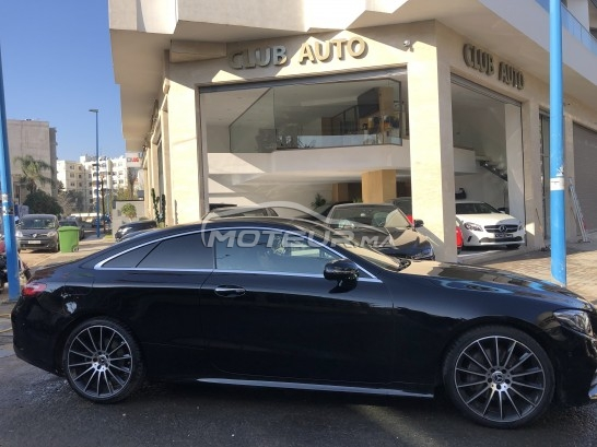MERCEDES Classe e coupe E220d pack amg occasion 657394