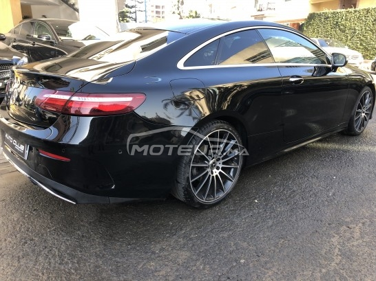 MERCEDES Classe e coupe E220d pack amg occasion 657396