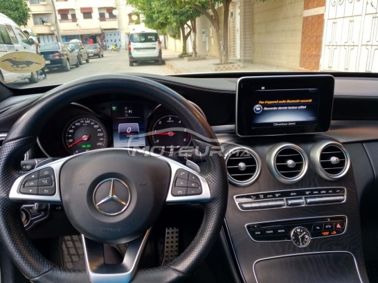 MERCEDES Classe c 220d pack amg occasion 665652