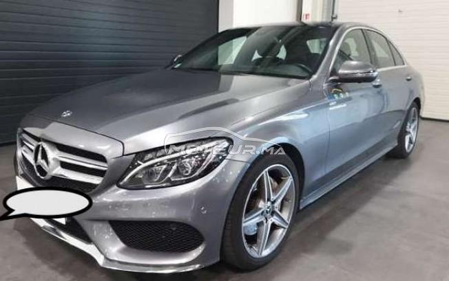 Voiture Mercedes benz Classe c 2018 à casablanca  Diesel