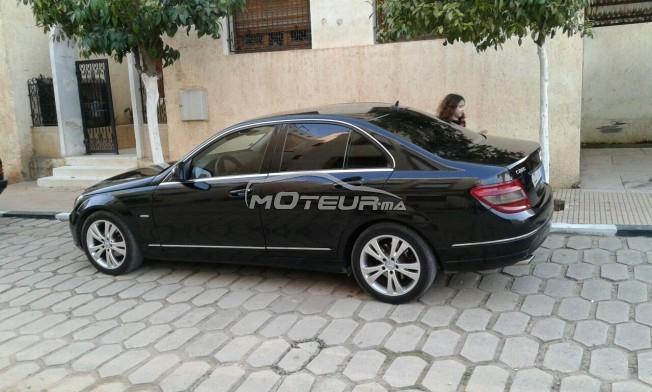 Voiture au Maroc MERCEDES Classe c 220 cdi - 177421