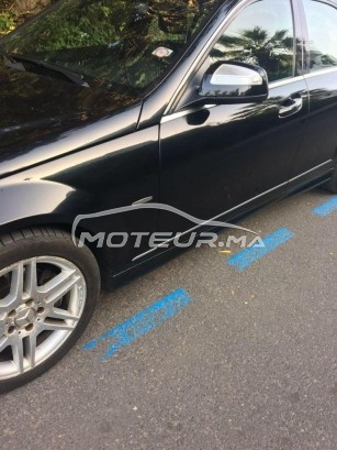 MERCEDES Classe c 220 pack amg occasion 944040