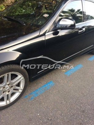 MERCEDES Classe c 220 pack amg occasion 944042