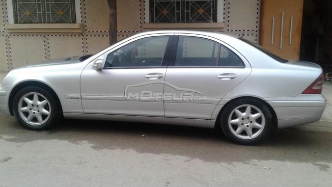 سيارة في المغرب مرسيدس بنز كلاسي سي 220 cdi - 167379