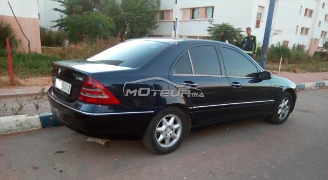 سيارة في المغرب مرسيدس بنز كلاسي سي 220 cdi - 201696