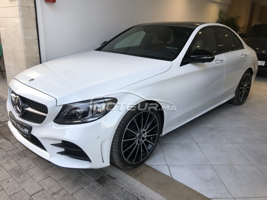 MERCEDES Classe c 220 pack amg occasion 686567