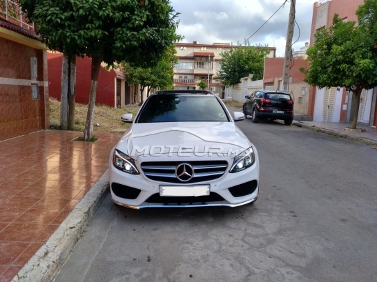 MERCEDES Classe c 220d pack amg occasion 665647