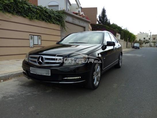 سيارة في المغرب مرسيدس بنز كلاسي سي 220 cdi - 222911