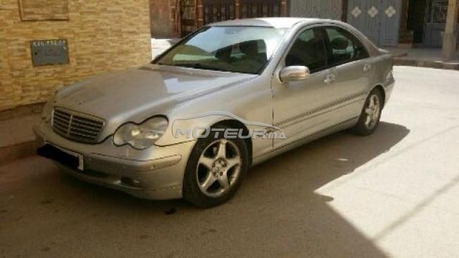 سيارة في المغرب مرسيدس بنز كلاسي سي 220 cdi elegance - 174375