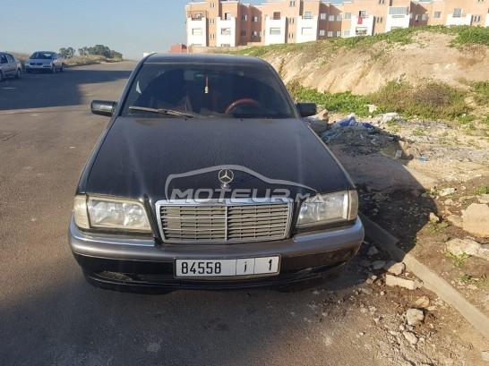 Voiture au Maroc MERCEDES Classe c 220 cdi Élégance - 247467