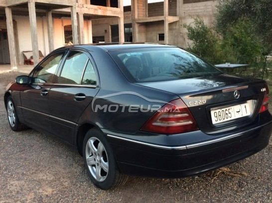 سيارة في المغرب MERCEDES Classe c 220 cdi w203 - 255705