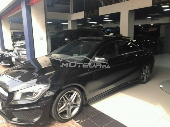 mercedes cla 220 pack amg 2013 diesel 204332 occasion casablanca maroc. Black Bedroom Furniture Sets. Home Design Ideas