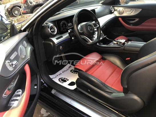 MERCEDES Classe e coupe E220d pack amg occasion 657391