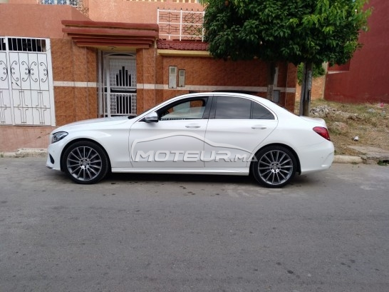 MERCEDES Classe c 220d pack amg occasion 665654