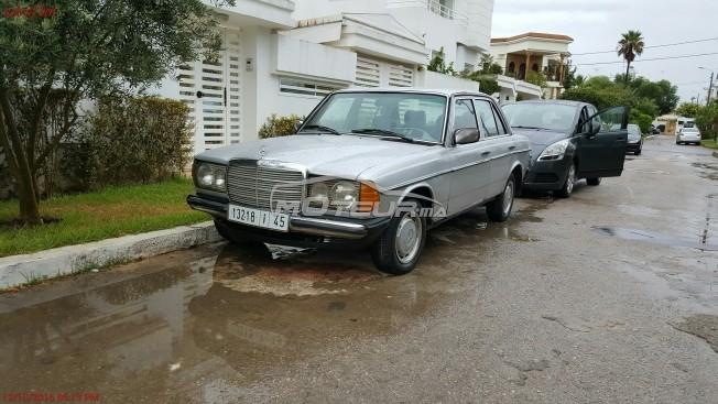 سيارة في المغرب MERCEDES 240 - 167300