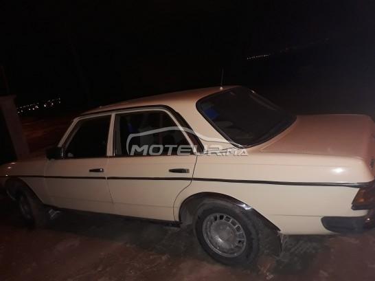 سيارة في المغرب MERCEDES 240 - 246137