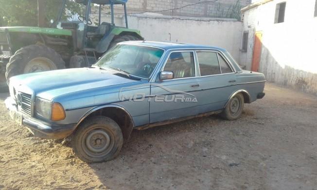 سيارة في المغرب مرسيدس بنز 240 - 176684