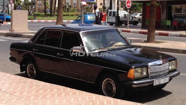 سيارة في المغرب مرسيدس بنز 240 - 180123