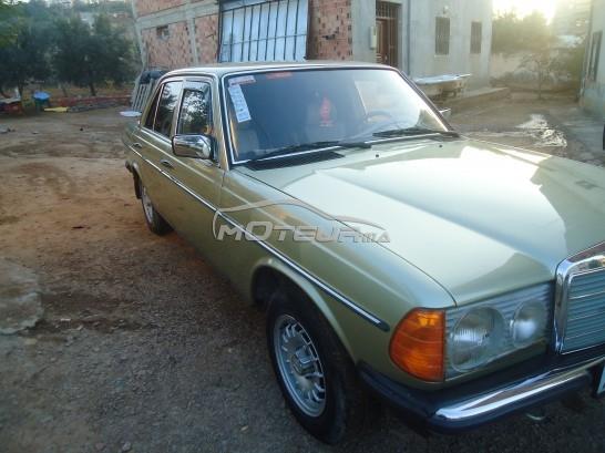 سيارة في المغرب MERCEDES 240 - 170454